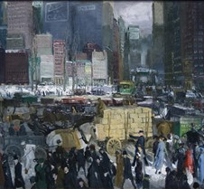 187New York-George Bellows-1911-National