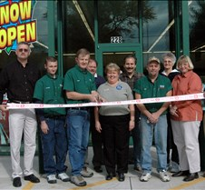 O'Reilly ribbon cutting