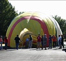 Balloon Lands On A Reno Street