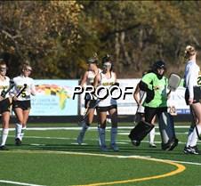 Mustangs/Lions field hockey 11-1-19