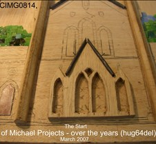 2, CIMG0814, One of Michael Projects - o