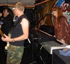 018 Anita on keyboards