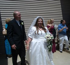 Tracy and Robert's Wedding