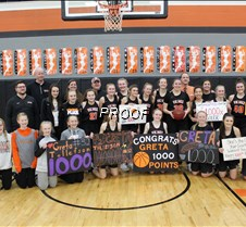 GBB team. signs 1,000 points
