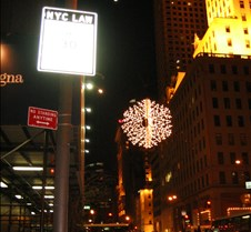 The Snow Flake over 5th Avenue