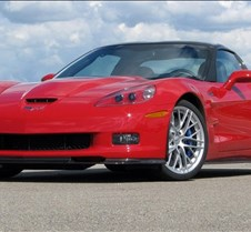 2009 chevrolet corvette zr1-8