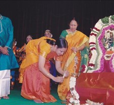 48-Annual Day Celebration 1995 on Wards
