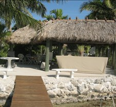 Our Tiki Hut