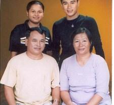 Khmer family