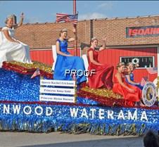 waterama parade