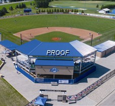 Minnewaska HS Baseball Field - Glenwood,