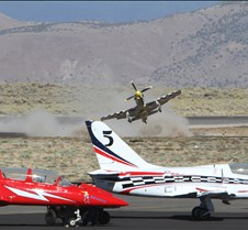 Thunder Mustang #75 Air Race Crash 452a
