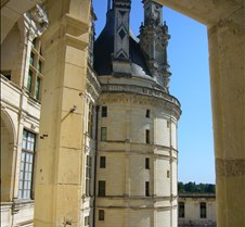 Chambord - Tower