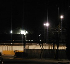 Kensington Lighting Nighttime photos of commercial lighting affecting residential areas in the town of Kensington, Maryland. All of these photos were taken from a nearby residential property line. (keywords: glare, light trespass)<!--skw=commercial ligthing fixtures electric