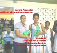 1142008 Game PB-PLY Pasarela Benjamin La