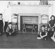 Kindergarten - Washington School - 1943-