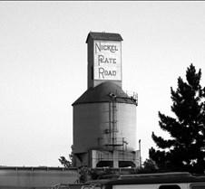 NickelPlateTowerBW