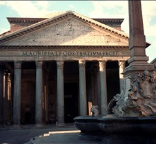 Pantheon at Sunrise