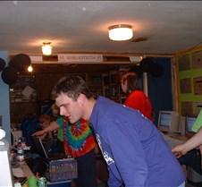 Eric looking at Bill