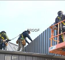 firehall-roofwork
