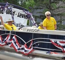Amelia-Villard-Leven Lakes Association f
