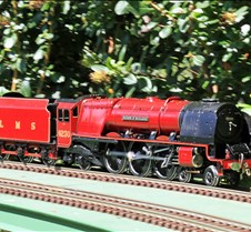 Rob Meadows' LMS Duchess Of Buccleuch