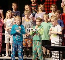 Second grade, instrumentalists