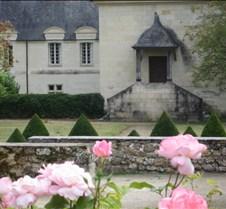 Abbaye le Fontevraud - Jardin