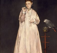 290Young Lady in 1866-Edouard Manet-1866