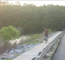 Lagoon bikeride