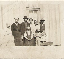 Grandma Allison, Uncle Jim, Aunt Annie (