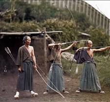 Samurai Training, 1860