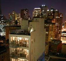 Wall Street Skyline