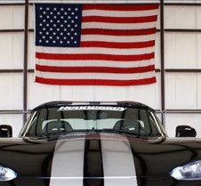 Cars and Flag Facebook Cover