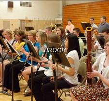 Bassoon & clarinets