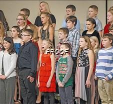 Fifth grade choir