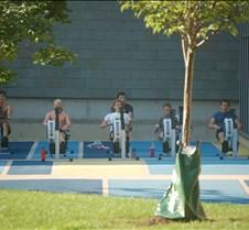 Drexel Crew 2012 - Land practice 10-6