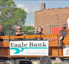 eagle bank parade