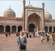 Very old mosque in Delhi