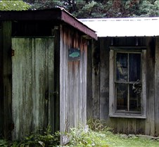 Outhouse & Shed