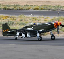 #31 Speedball Alice  North American P-51