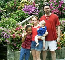 Family at Tiger Zoo