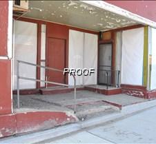 Franklin entrance to Fremad