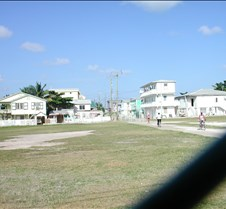 the town of San Pedro