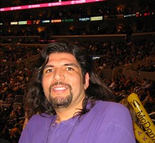 040 Albert at Lakers game