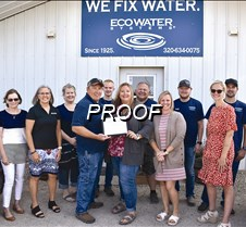 Ecowater systems Member of Month