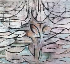 Apple Tree in Bloom - Piet Mondrian - 19