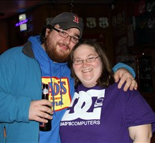 Adam & Patty at Joe's