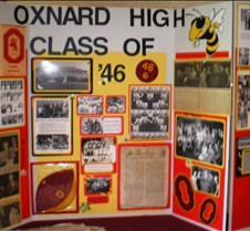 Display of Pictures and artifacts from 1