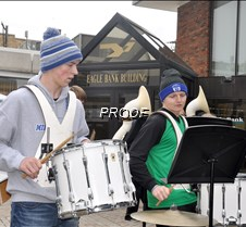 pepband drummers